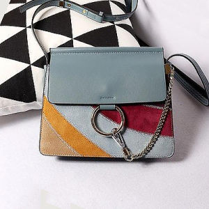 Shoulder Crossbody Pouch Handbag Genuine Leather Thin Mini Bags Emg4696 pictures & photos