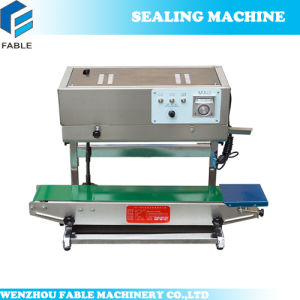 Pouch Sealing Continuous Sealing Machine/Band Bag Sealing Machine Dbf-900lw pictures & photos