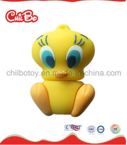 Lovely Small Duck Plastic Toys (CB-PM028-S) pictures & photos