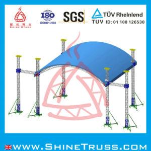 Concert Aluminum Structure 6 Pillars Truss pictures & photos