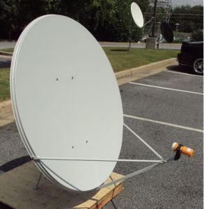 120cm/1.2 Meter /47 Inch Ku Band Satellite Dish Antenna pictures & photos