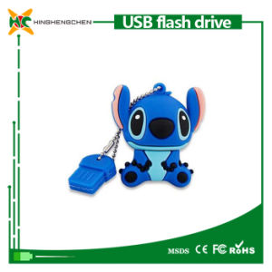 2016 New Product Cartoon USB with Customized Pen Drive 3.0/2.0 pictures & photos