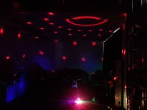 Bar Disco LED Effect Lights LED Light Magic Spinning Ball pictures & photos