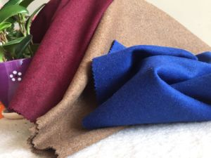 Melton Wool Fabric for Overcoat pictures & photos