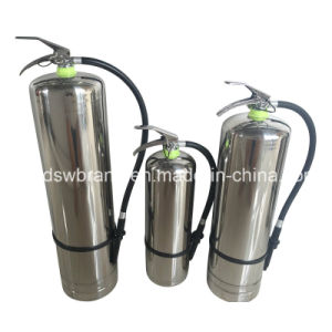 Foam Stainless Steel Fire Extinguisher pictures & photos