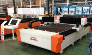 CNC Fiber Laser Cutting Machine pictures & photos
