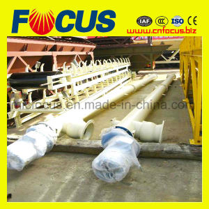 Best Price Stainless Steel Screw Conveyor, 25t/H Spiral Cement Conveyor pictures & photos