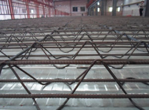 High Rise Building Steel Bar Truss Decking Sheet Td3-70/80/90/100/120 pictures & photos