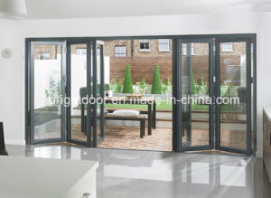 Modern Door Aluminium House Bifold Interior Door Model pictures & photos