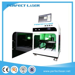 Best Quality 3D Laser Acrylic Glass Crystal Laser Engraving Machine pictures & photos