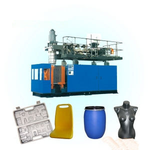 Plastic Oil Pail Bottle Blowing Molding Making Machine pictures & photos