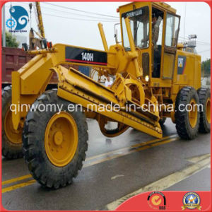 Used Caterpillar 140h Motor Grader (40~400TON/H) -Yellow-Coat 15ton Available-Blade Original-C7-Engine pictures & photos