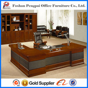 China Modern Office Furniture Design Wooden Computer Desk  China
