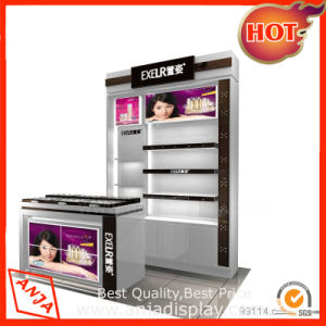 Cosmetic Display Rack Cosmetic Display Shelf for Shop pictures & photos
