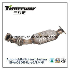 Three Way Catalytic Converter Direct Fit for Fr3605c pictures & photos