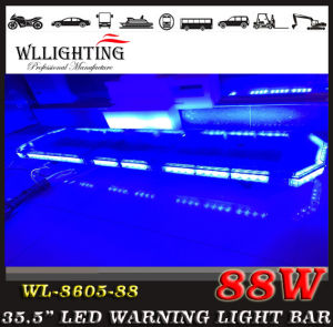 Ambulance Light Bar in Blue Color pictures & photos