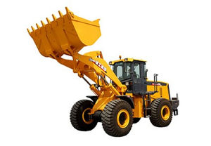 EPA Standard 6ton Wheel Loader Lw600k pictures & photos