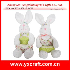 Easter Decoration (ZY13L876-1-2) Easter Toy Gift Set Setting Bunny Decoration pictures & photos