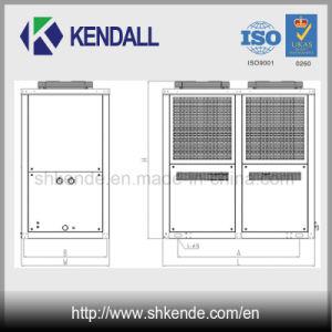 V-Type Condensing Unit for Refrigeration Bitzer Compressor pictures & photos