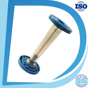Top-Quality Water Measurement Water Sensor Flange Type Thread Type Socket-End Type Plastic Flowmeter pictures & photos