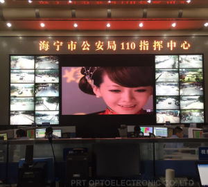 P1.9 Full Color TV HD Display Television for Control Room/Studio pictures & photos