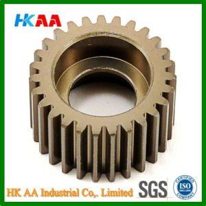 Custom Machining CNC Aluminum Idler Gear pictures & photos