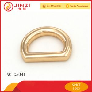 Fashion New Design Metal D Rings for Laptop Bags Accessories pictures & photos