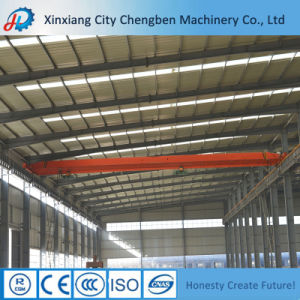 Steel Workshop Monorail Mobile Single Beam Overhead Crane pictures & photos