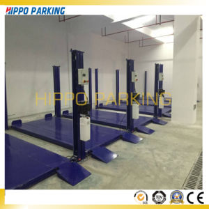 Four Post Garage Parking Lift, 4 Poles Auto Car Parking Lifts pictures & photos