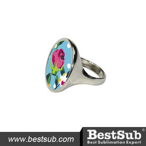 Bestsub Personalized Sublimation Fashion Zinc Alloy Ring (JZ01) pictures & photos