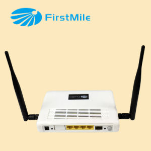 Triple Played Point to Point P2p CPE FTTH ONU Home Gateway pictures & photos