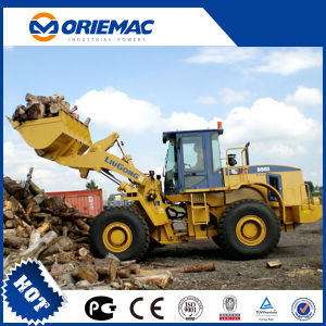 5 Ton Front End Loader Liugong Zl50cn Wheel Loader Price pictures & photos