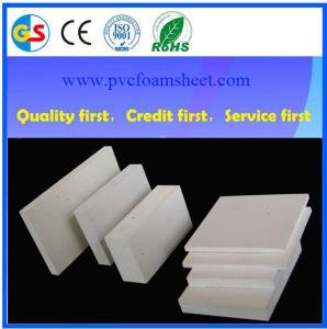 China Manufacturer PVC Free Foam Board White Celuka PVC Foam Sheet/PVC Forex Board pictures & photos