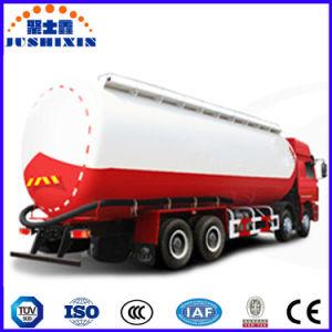 2 Axles Bulk Cement Powder Trailer for Sale pictures & photos