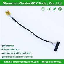 Micro Coaxial Cable Assembly (IPEX 20373 20346) pictures & photos