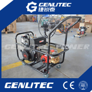 Diesel Engine Powered Portable Power Sprayer for Agricultural pictures & photos