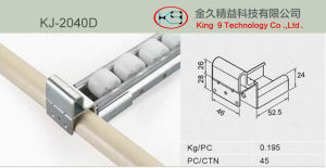Metal Joint Placon Roller Bracket pictures & photos