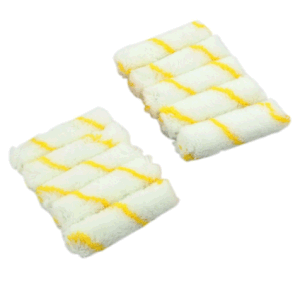Yellow Line Pattern 4 Inch Mini Paint Roller pictures & photos