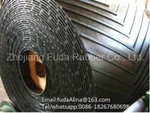 Rubber V Cleat Chevron Conveyor Belt pictures & photos