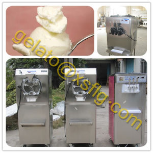 Hard Ice Cream Machine Gelato Making pictures & photos
