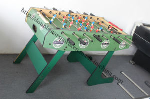 Foldable Football Soccer Table with L Shape Leg pictures & photos