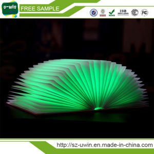 2017 Foldable LED Book Light Portable Book Lamp pictures & photos