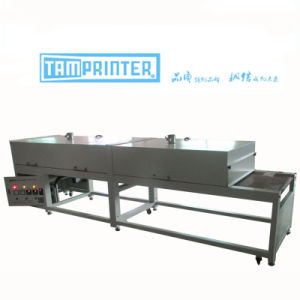 TM-IR800-4 Customized Large Format Infrared Conveyor Dryer Drying T-Shirt, Clothes, Garment, Textile pictures & photos