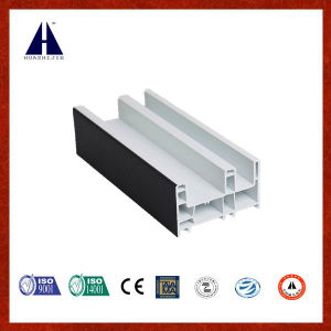 ASA/PVC Co-Extrusion Sliding Profile pictures & photos