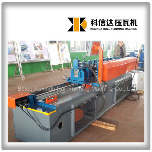 Kxd Omega Profile Light Gauge Steel Framing Machine pictures & photos