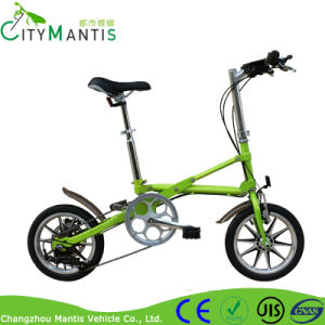 Alloy 7 Speed Folding Bicycle pictures & photos
