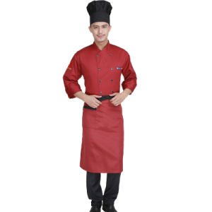 Restaurant Professional Unique Design Kitchen Chinese Chef Uniform pictures & photos