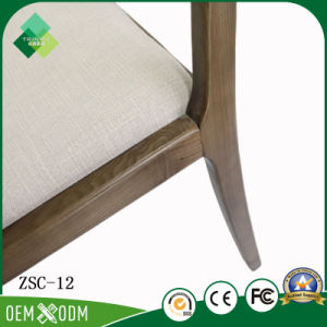 Hot Selling Elegant Style Wood Chair for Living Room (ZSC-12) pictures & photos