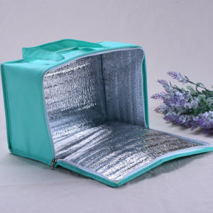 Insulated Thermal Lunch Cooler Bag for Cans and Picnic pictures & photos