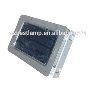 Waterproof LED Solar Flood Light with High Bright LEDs pictures & photos